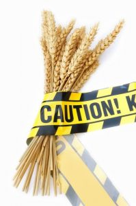 wheat caution tape
