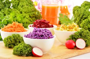 nutrition for detoxification
