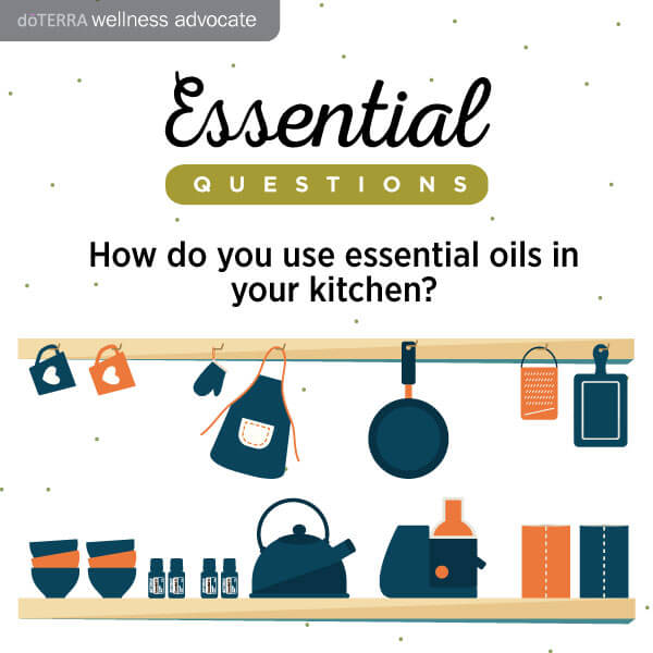 Essential Oils for Cleaning and Deodorizing