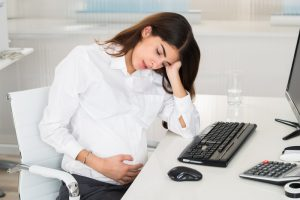 Overcoming fatigue in pregnancy