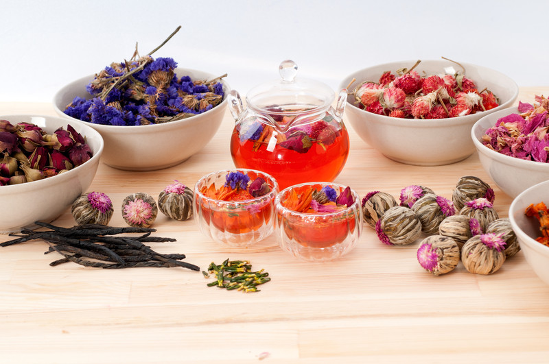 The Benefits of Herbal Infusions