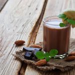 Chocolate Banana Matcha Smoothie