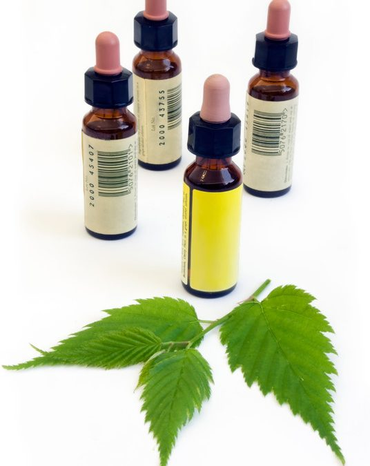 Rescue Remedy Helps With Stress and Anxiousness